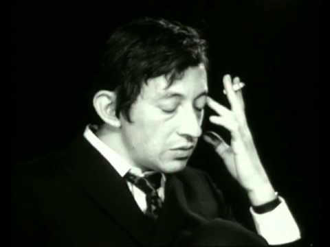 Serge Gainsbourg - Interview - 1968
