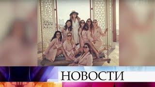 В Иране разбился частный самолет - девушки праздновали девичник.