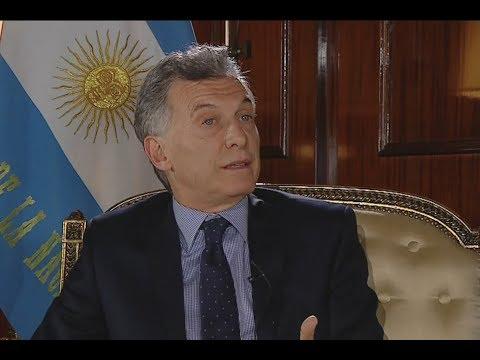 A solas con Macri después del G-20 | Desde el Llano