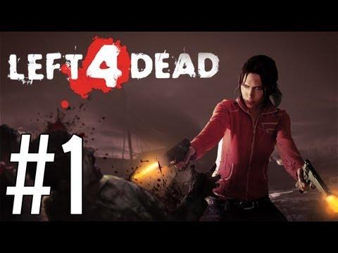 Left 4 Dead - The Movie [RUS] / Left 4 Dead - Фильм (Часть 1)