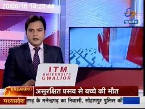 Exclusive interview of supreme court justice Deepak Mishra @ etv