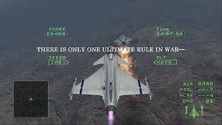Ace Combat Zero: The Belkan War (Emulated) - SP: The Gauntlet