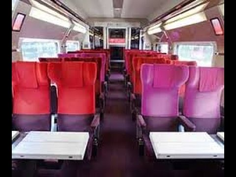Thalys (Comfort 2) - Brussels To Paris