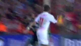 Севилья – Реал Мадрид 1-1 гол Иммобиле