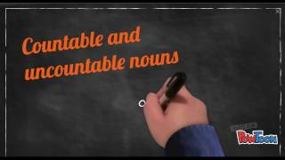 A game, a lesson on countable and uncountable nouns