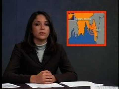 Anchoring the Oil Spill Newscast