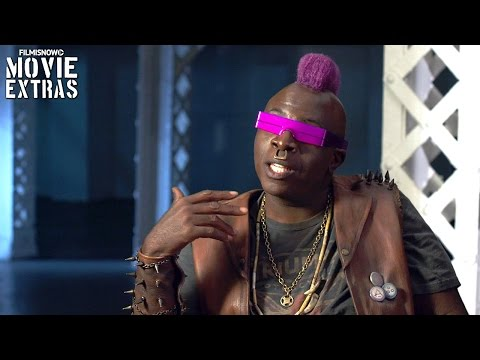 Teenage Mutant Ninja Turtles 2 | On-set with Gary Anthony Williams 'Bebop' [Interview]