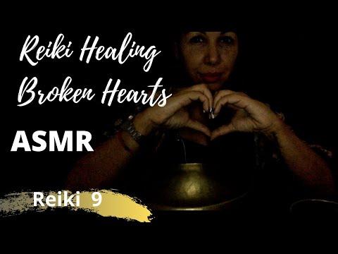 Asmr Broken hearts, With Reiki