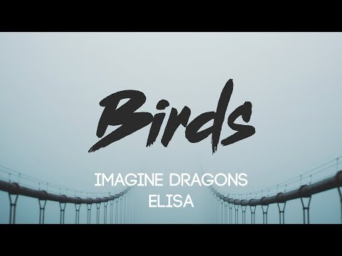 Imagine Dragons - Birds (Lyrics, Audio) ft. Elisa