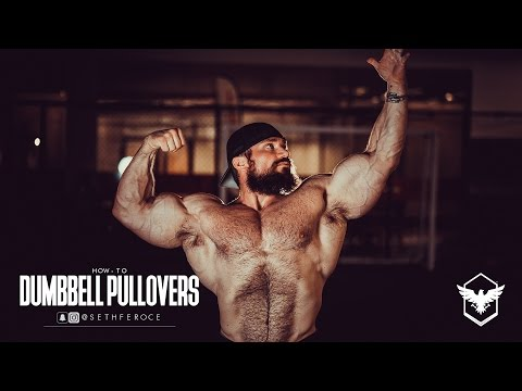 Seth Feroce How-To: Dumbbell Pullovers