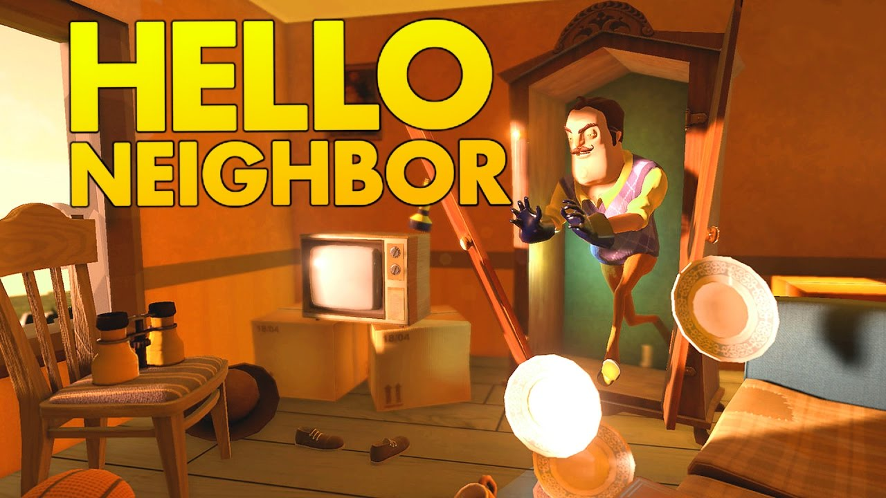 Hello Neighbour Secret Ending And Cutscenes Mythbusting
