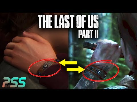 The Dina Bracelet Theory - Why The Last Of Us Part 2 Is About HATE...