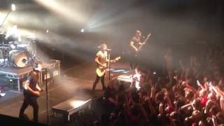 All Time Low - Weightless - Cardiff Uni 11.03.17