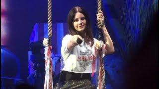 Lana Del Rey Video Games Live In Antwerp Belgium LA To The Moon Tour HD