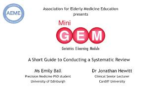 Systematic Reviews Made Easy!