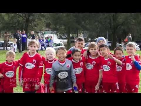 MFC-RDFA U9 Kanga Cup - Canberra July 3-8 2016