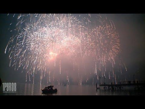 ᴴᴰ Silvesterzauber 2013/14 Feuerwerk in Zürich