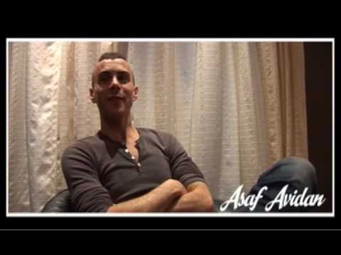 """Asaf Avidan interview """"Once upon a time"""""""
