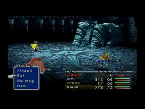 Final Fantasy IX (Blind) Part 22 - Alexandria's Strongest