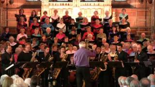 O Fortuna – Saxophones & Voices Together – 2