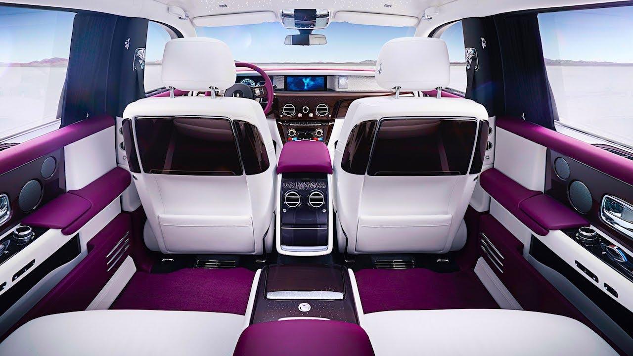 Rose Royce Car Images >> Rolls Royce Phantom INTERIOR 2018 + Rolls Royce EWB LWB INTERIOR Phantom 8 - YouTube