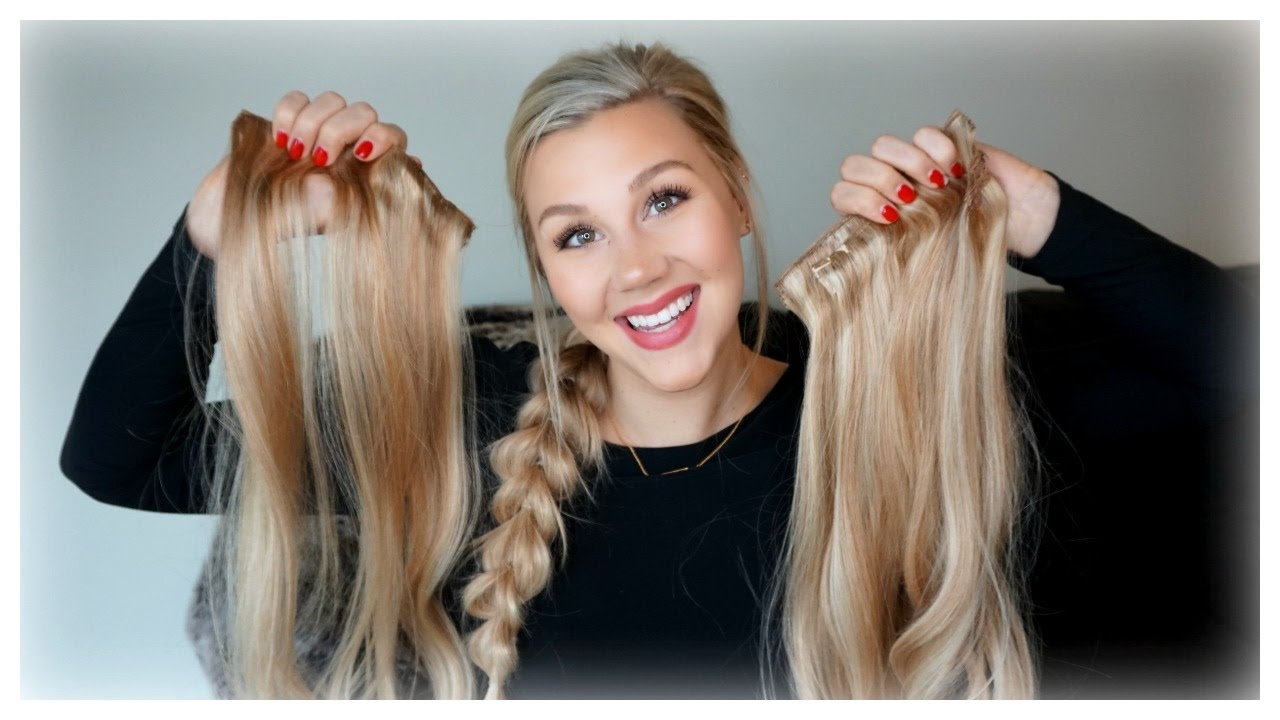 Extensions 101 How To Make Your Clip In Extensions Last Longer Ft
