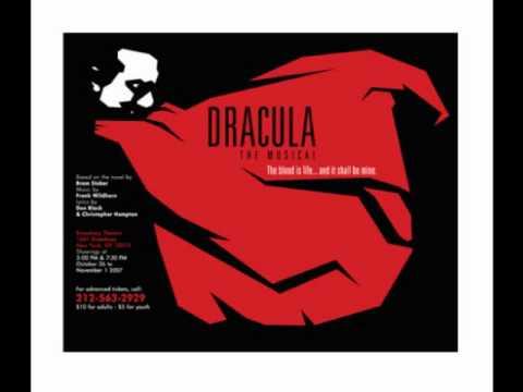 Dracula, the Musical on Broadway: Mina's Seduction