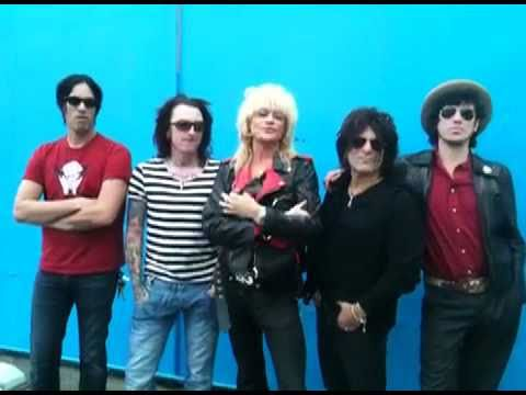 Michael Monroe signs international recording deal with Universal Music