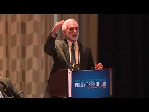Dick Lavine's Property Tax Presentation at TPPF Conference 2018