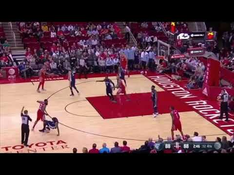 542801eb509b Longer Version Of The Mario Chalmers and James Harden Fight!!! - YouTube