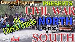 Grand Hustle North vs South Civil War $10,000 Race
