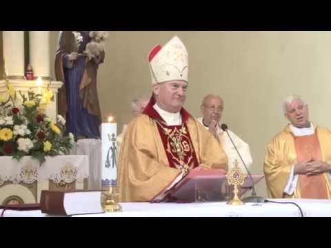 Câmpulung Moldovenesc - Jubileul de 200 de ani - Sf Liturghie pontificală (19 iulie 2015)