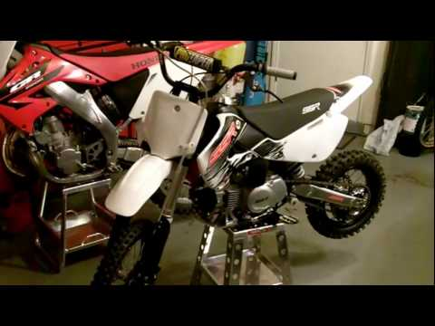 Pit Bike Ssr 150cc Youtube