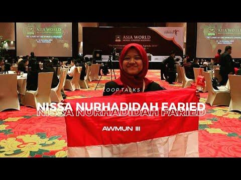 Nissa For Indonesia | Loop Talks | Nissa Nurhadidah Faried #AfterNyantri