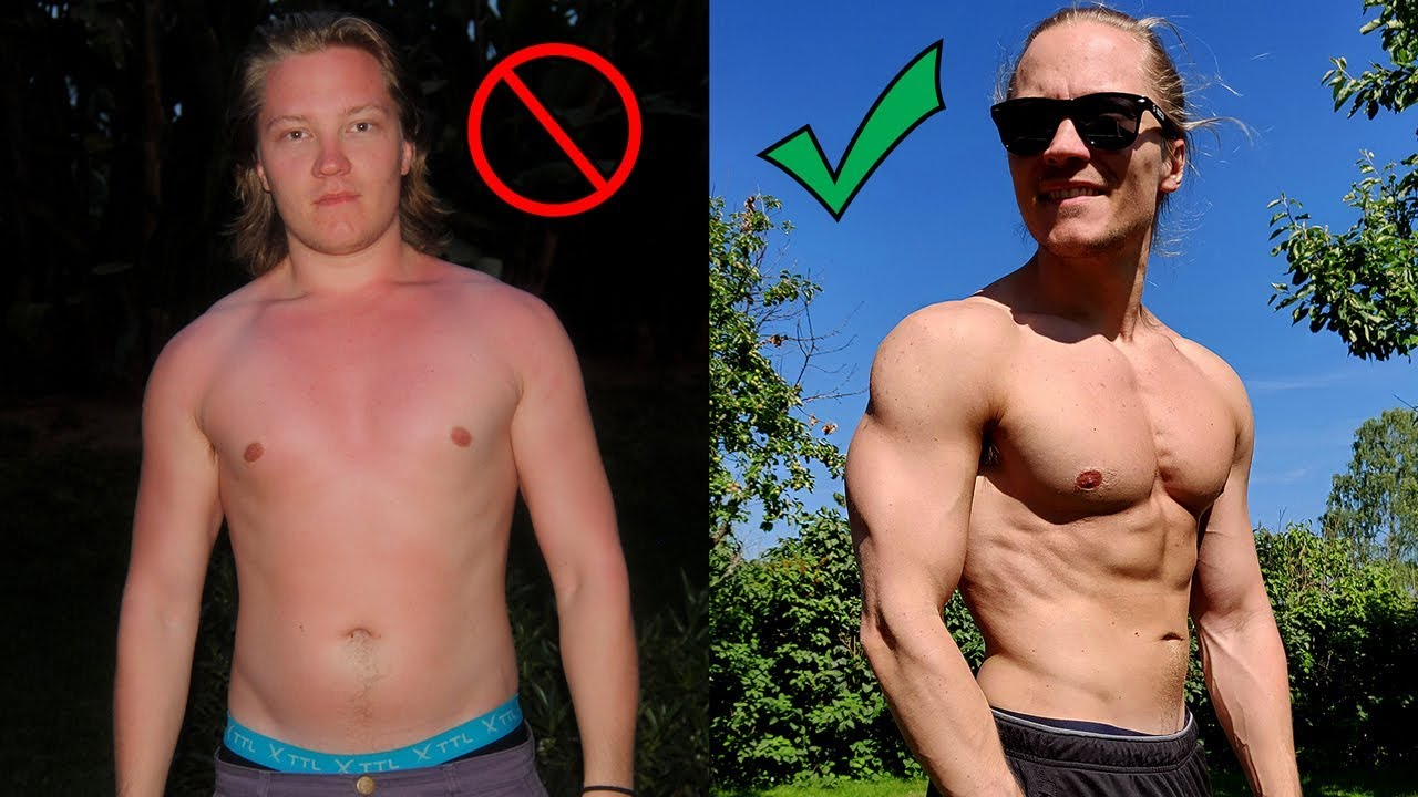 can you fix skinny fat just by dieting