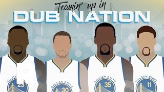 So Many Duos: the Golden State Warriors | NBA Running Mates