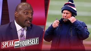 Is Belichick under pressure to make the playoffs? — Wiley \u0026 Acho   NFL   SPEAK FOR YOURSELF