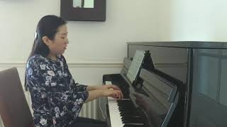 Book 2 - Prelude and Fugue in D sharp minor - Jinah Shim (MPhil)