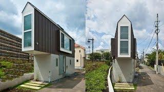 最も小さくて最も快適な家トップ8、たった数平方メートルの狭小住宅でも幸せを手に入れる人々