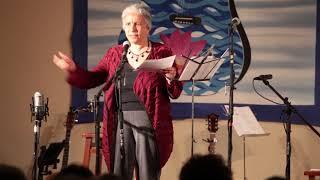 Sylvia Ann Soares performs Sonia Sanchez & Joy Harjo