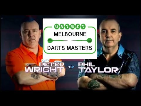 Melbourne Darts Masters 2017 Final Wright vs Taylor