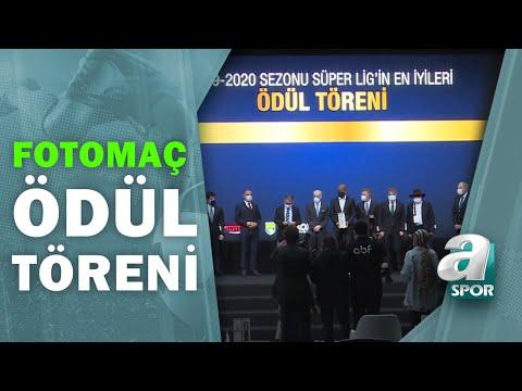 Fotomaç Süper Lig'de 2019 2020 Sezonunun En İyileri Ödülleri Sahiplerini Buldu / A Spor