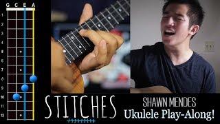 """""""Stitches"""" (Shawn Mendes) Ukulele Play-Along!"""