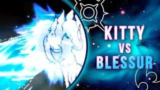POKÉMON SOL & LUNA COMBATE ONLINE: KITTY vs BLESSUR,