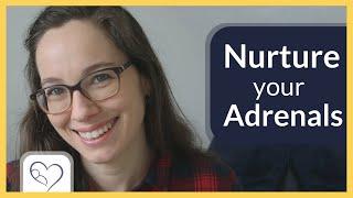 5 ways to nurture your adrenals & boost your fertility