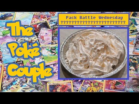 PACK BATTLE WEDNESDAY Ep.5 - Pokemon pie showdown!!!  