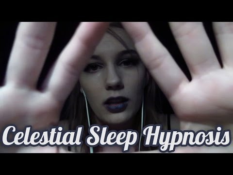 [BINAURAL ASMR] Celestial Sleep Hypnosis (countdown, ear to ear whispering)