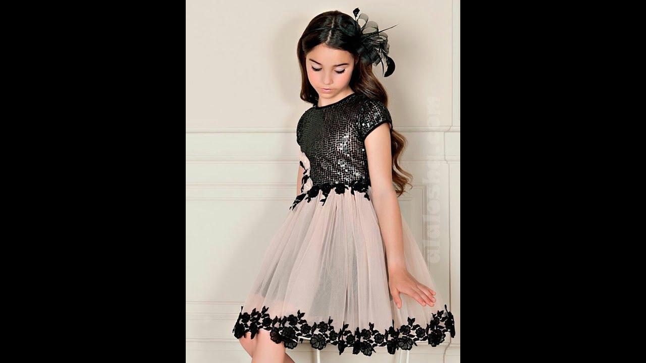 199a2919987da فستان مناسبات لبنوته عمر 12 سنه - الجزء التاني - YouTube