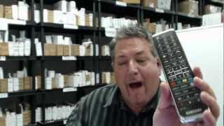 Original Samsung BN59-01055A TV Remote Control -Low Cost- ElectronicAdventure.com
