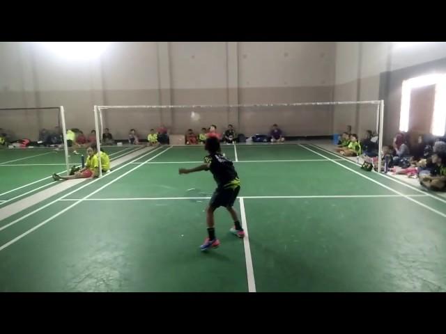 Persahabatan ABC Bandung M.Fareed Al Fadlani VS Sangkuriang Bogor Fathurrohman